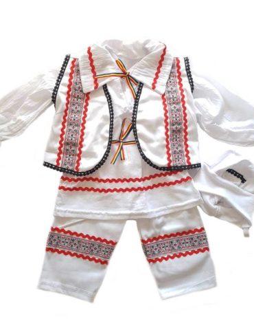 Costum Traditional Haine Bebelusi Si Copii Online Cocomocoro