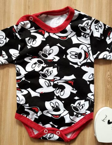 haine bebelusi - body maneca scurta baieti bebelusi copii bumbac 370x480 - Haine bebelusi-Acasa