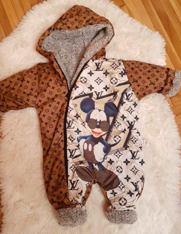 haine bebelusi - combinezon fas bebelus mikey gros iarna 370x480 - Haine bebelusi-Acasa