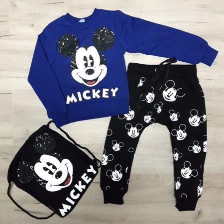 trening bumbac - trening bumbac albastru negru baieti Mickey Mouse1 450x450 - Trening bumbac Mickey albastru1-6 ani haine bebelusi - trening bumbac albastru negru baieti Mickey Mouse1 450x450 - Haine bebelusi-Acasa