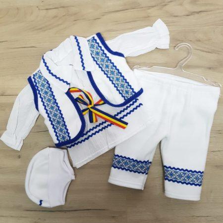 costumas national copii - costumas popular copii bebelusi baieti 11111 450x450 - Costum national copii albastru haine bebelusi - costumas popular copii bebelusi baieti 11111 450x450 - Haine bebelusi-Acasa