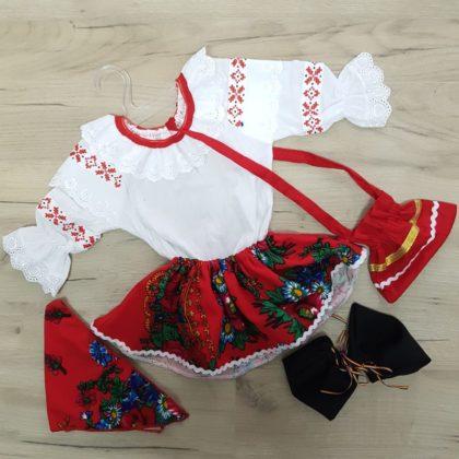 - costumas popular copii bebelusi100 420x420 - Cotumas national fetite 1045