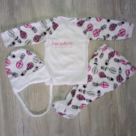 """costumas 3 piese """"imi iubesc parintii"""" - costumas 3 piese imi iubesc parinti roz inchis 450x450 - Costumas 3 piese """"imi iubesc parintii"""" roz inchis 0-3 luni haine bebelusi - costumas 3 piese imi iubesc parinti roz inchis 450x450 - Haine bebelusi-Acasa"""