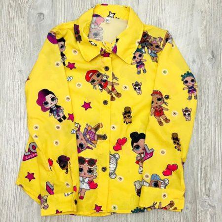 camasa-fetite-lol-copii-galbena camasa culoare galben - camasa fetite lol copii galbena 450x450 - Camasa culoare galben cu personaje 4-12 ani haine bebelusi - camasa fetite lol copii galbena 450x450 - Haine bebelusi-Acasa
