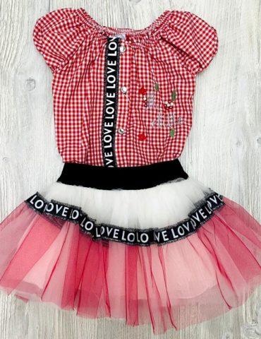 fustita-camasa-fetite-copii-vara-love-rosie